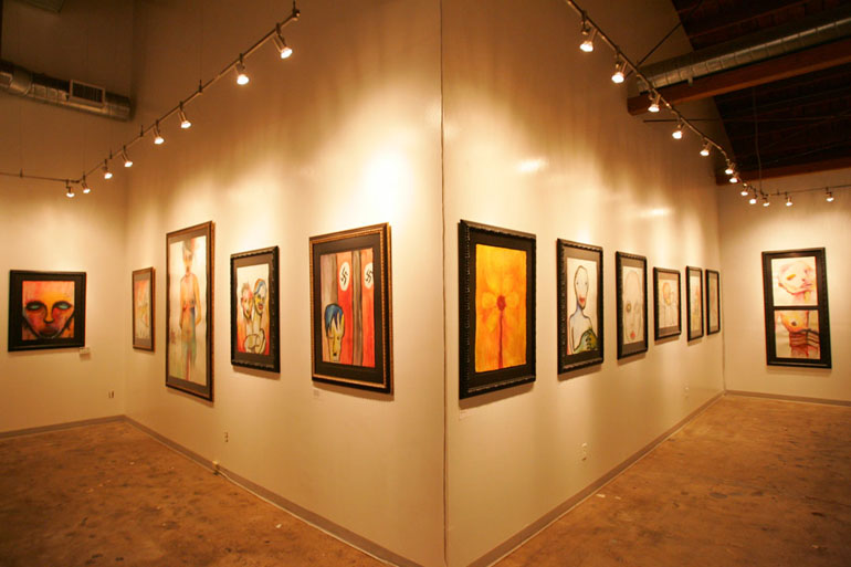 The Celebritarian Corporation Gallery of Fine Art