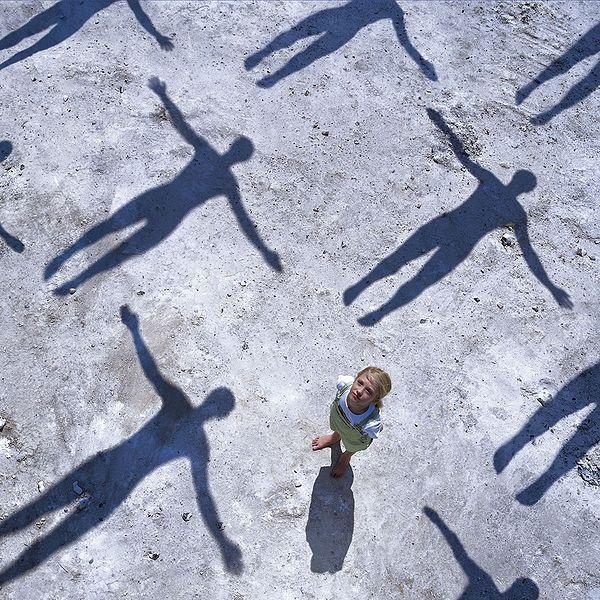 """Copertina del vinile di """"Absolution"""", Muse, 2003"""