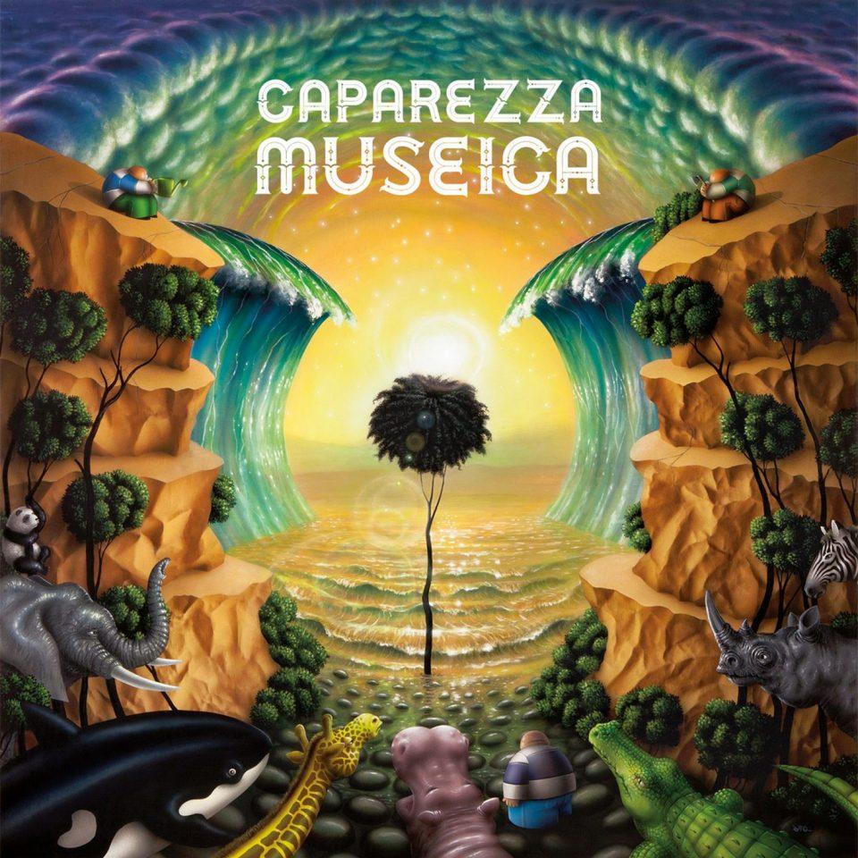 """Copertina di """"Museica"""", 2014"""