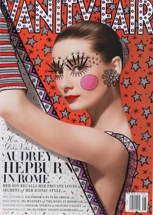 Copertina di Vanity Fair, Maggio 2015