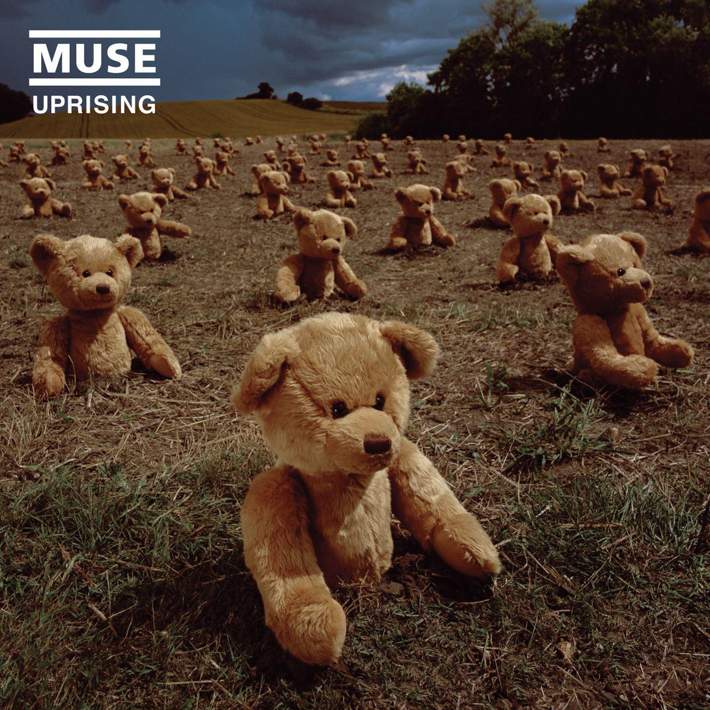"""Copertina di """"Uprising"""", Muse, 2009"""